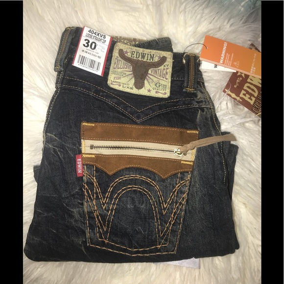 b0db04ad Edwin Jeans   Exclusive Vintage   Poshmark
